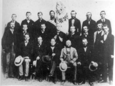 Liedertafel 1879