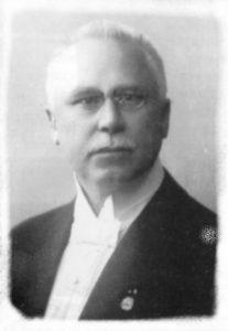 Musikdirektor Carl Kern