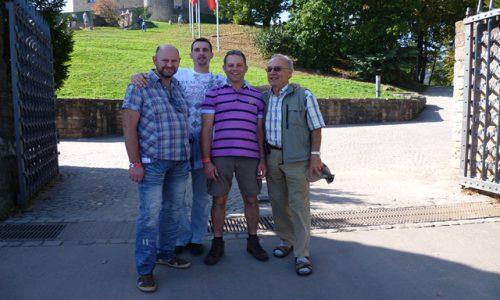 Ausflug Neustand a.d. Weinstrasse 2011