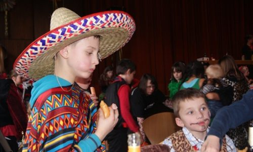 Kinderfasching 2012