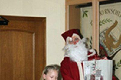 Nikolausfeier 2012