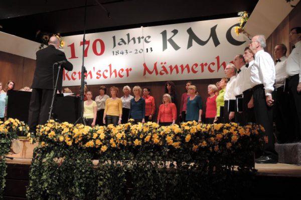 Jubiläumskonzert November 2013